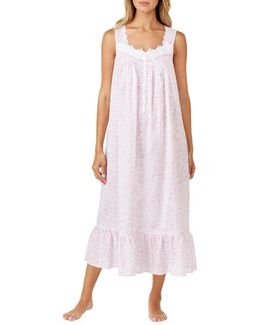 Woven Ballet Nightgown