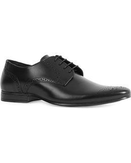 Breeze Leather Derby Shoes