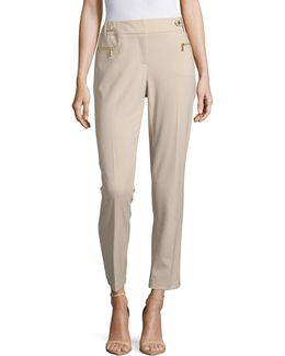 Luxe Stretch Wide Leg Pants