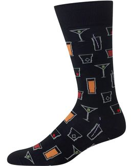 Cocktail Crew Socks