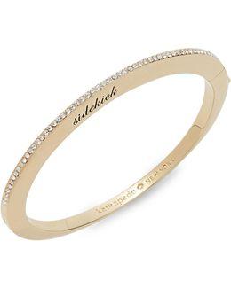Her Day To Shine Sidekicks Bangle Bracelet