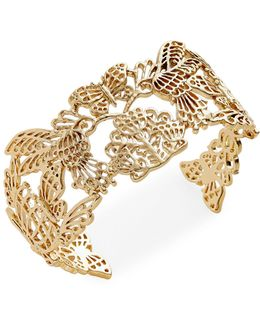 Golden Age Cuff Bracelet