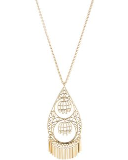 Golden Age Pendant Necklace