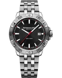 41mm Tango 300 Stainless Steel Bracelet Watch