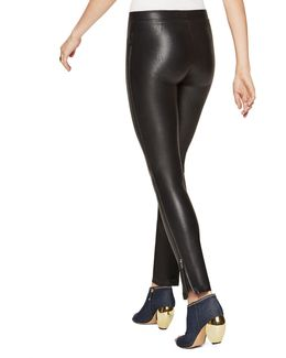 Gregory Faux-leather Leggings