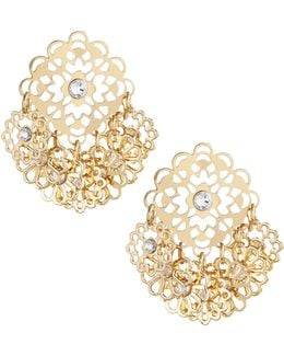Golden Age Stud Earrings