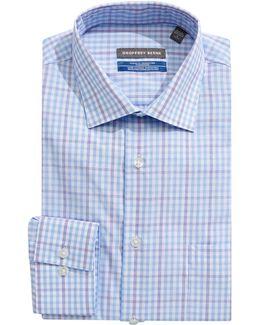 Long Sleeve Regular Fit Broadcloth Shirt