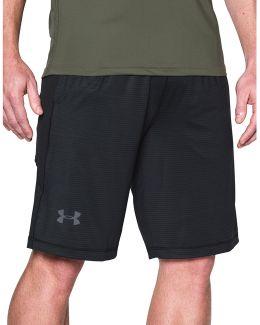 Raid Striped Shorts