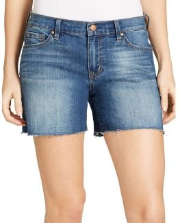 Mika Best Friend Denim Shorts