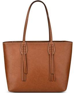 Canyon Fringe Trimmed Tote