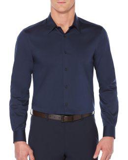 Travel Luxury Twill Shirt