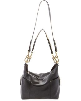 Blinda Multi-stud Hobo Bag
