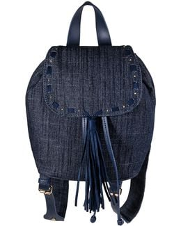 Bjustice Tassel Backpack