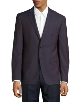 Extreme Fit Slim Wool Sports Jacket