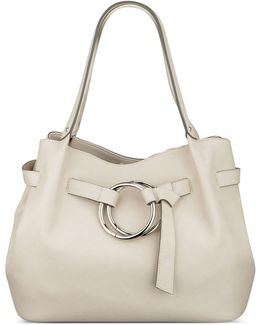 Draia Ring-detailed Tote