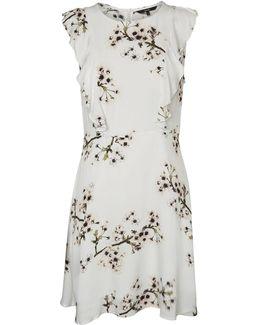 Sally Poly Short Dress