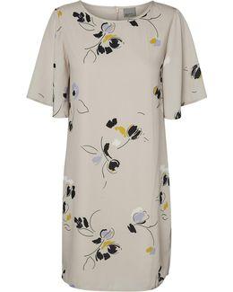 Karma Printed Dress