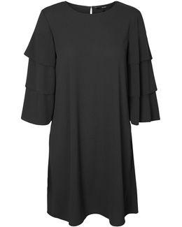 Bea Tiered Sleeve Dress