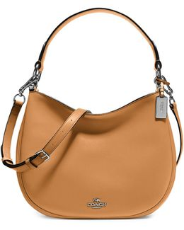 Nomad Leather Crossbody Bag