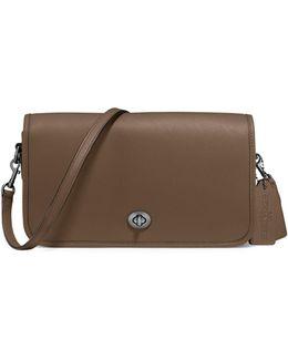 Glovetanned Leather Crossbody Bag