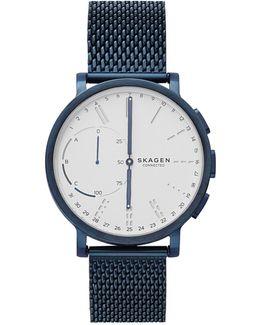 Unisex Hagen Connected Stainless Steel Smart Watch