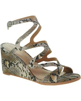 Radical Wedge Sandals