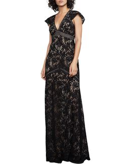 Katrina Lace Gown