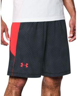 Raid Printed Shorts