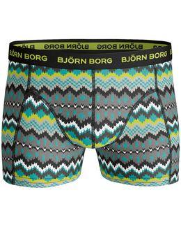 Mordic Print Boxer Shorts