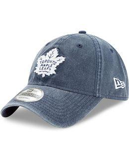 Toronto Maple Leafs Rugged Wash 9twenty Cap