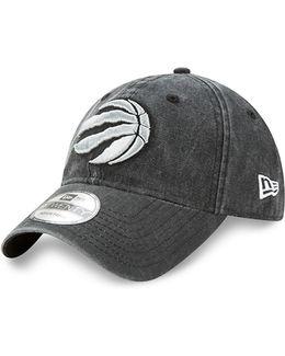 Toronto Raptors Rugged Wash 9twenty Cap