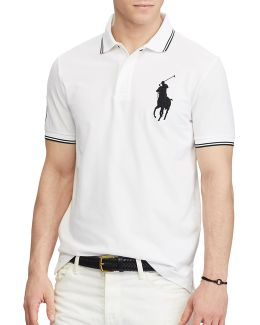 Custom Slim-fit Polo