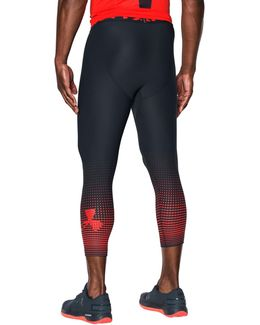 Heatgear Armour Graphic Three-quarter Leggings