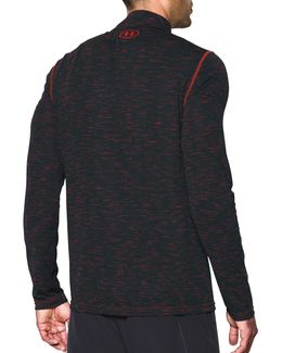Threadborne Seamless Quarter-zip Top