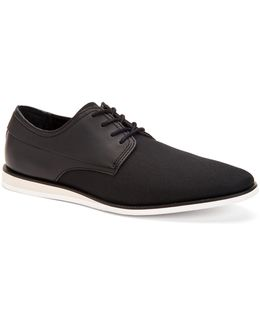Kellen Texture Embossed Oxfords