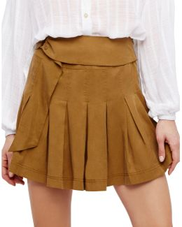 Lost In The Light Mini Skirt