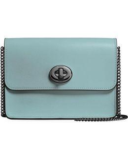 Bowery Leather Crossbody Bag