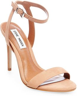 Sarandon Nubuck Leather Sandals
