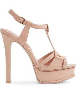 Chelly T-strap Platform Sandals