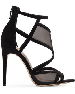 Gabea Caged High Heel Sandals
