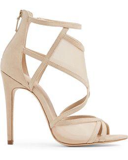 Gabea Caged High Heel Sandals