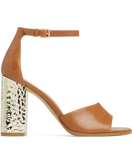 Nilia Ankle Strap Sandals