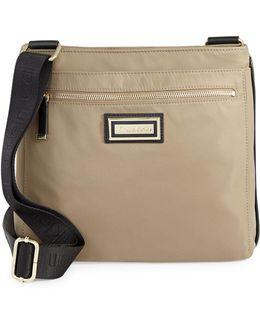 Belfast Nylon Crossbody Bag