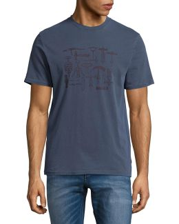 Tool Graphic T-shirt