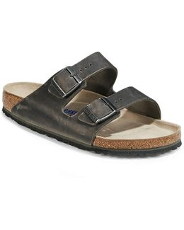 Arizona Soft Oiled Leather Sandals