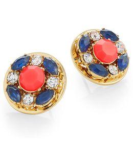 Golden Age Stud Earrings