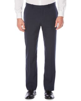 Subtle Plaid Pants