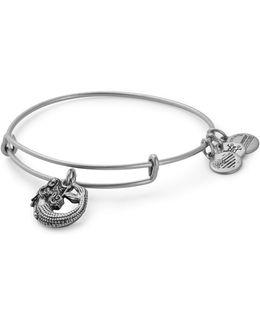 Mermaid Silverplated Bracelet