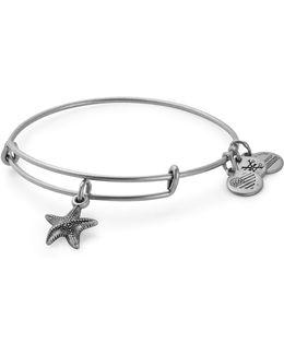 Starfish Silverplated Bracelet