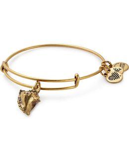 Conch Shell Charm Bracelet